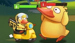 疯狂合体鸭:免费领取0.3元现金红包!
